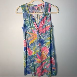 Lilly Pulitzer Sleeveless Summer Dress